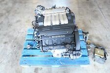 JDM 94-97 Mitsubishi Montero 6G74 3.5L DOHC Non-Turbo Engine Dodge Stealth 6G72