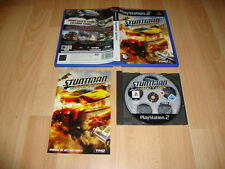 STUNTMAN IGNITION CARRERAS DE COCHES DE THQ PARA LA SONY PS2 USADO COMPLETO