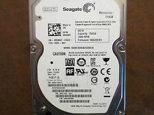 "Seagate ST9750420AS 9RT14G-031 FW:0002DEM1 SU 750gb 2.5"" Sata HDD"