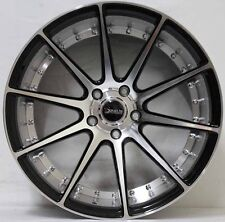 20 inch Genuine VERSUS INTAKE ALLOY WHEELS WITH NEW TYRES FOR COMMODORE  & FORD