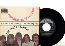 PRETTY THINGS EP PS Progress SPAIN 463 366 TE MEGA RARE Spanish UNIQUE COVER