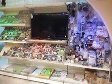 Scaffalatura negozi scaffali in acciaio arredo negozio