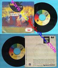 LP 45 7'' ANNA DOMINO Summer The hunter gets captured by the game no cd mc dvd