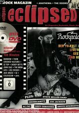 Rock Musik Magazin eclipsed 122/2010,Anathema,The Doors,AC/DC,Clapton/Winwood