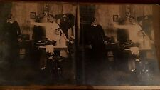 "1908 ""The Beauty Factor"" Stereoview Card Group Movie or Play"