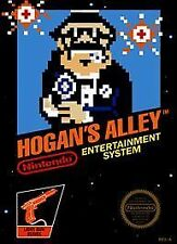 Hogan's Alley (Nintendo Entertainment System, 1985) complete with box
