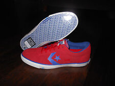 CONVERSE CONS KA-ONE VULC OX 136743C Skateboarding Shoes Size 8.5 US 42 EUR Red