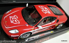 Hot Wheels Super Elite 1/18 Scale K4146-0510 Ferrari F430 Challenge diecast car
