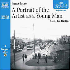 A Portrait of the Artist as a Young Man by James Joyce (7 Audio-CD Box Set)