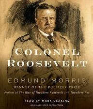 Colonel Roosevelt 2010 by Morris, Edmund 030775040X EXLIBRARY