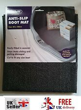 Anti-Slip Car BOOT Liner Mat Non Slip Van Truck Cut To Size Carpet Dashboard New