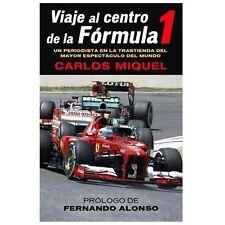 Viaje al centro de la Formula 1 (Spanish Edition)-ExLibrary