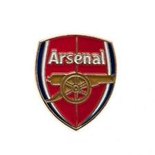 Arsenal Fc Badge Gold Metal The Gunners Football Team Club Soccer Supporter New