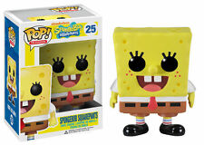 "Funko SPONGEBOB SQUAREPANTS  3.75"" POP Vinyl Figure  RETIRED & VAULTED"