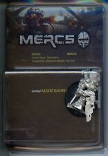 MERCS Keizai Waza Demolition Miniature MINT Mercsminis