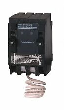 Murray MSA2020SPD whole House Surge Protection with Two 1 pole 20 Amp breaker