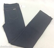 Hudson Men's Jeans Pants Inseam 35 Straight Leg Dark Blue Size 32