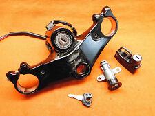 Yamaha FZ 750 3KT 2MG 1FN Schloßsatz Zündschloß Sitzbankschloß Helmschloß Gabel