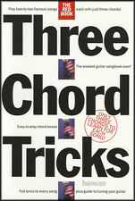 Three Chord Tricks Guitar Chord Songbook The Red Book T Rex Beatles Bob Dylan