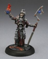 Barrow Warden Mystic Reaper Miniatures Dark Heaven Legends Undead Skeleton Mage