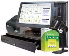 Point of Sale Retail Complete Custom Hardware Kit + Quickbooks POS Basic NEW