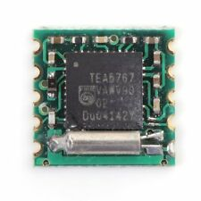 2PCS TEA5767 Philips Programmable Low-power FM Stereo Radio Module For Arduino
