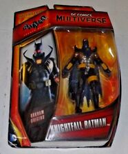 "NEW!! DC Comics Multiverse Batman Arkham Origins ""KNIGHTFALL BATMAN"" 4"" Figure"