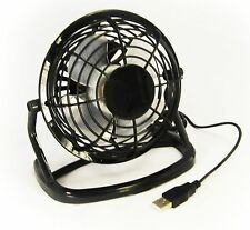 USB Desk Fan Notebook Desktop Computer Cooling Portable 202*