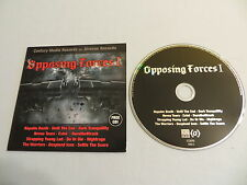OPPOSING FORCES I Century Media vs Alveran CD Napalm Death Dark Tranquility etc