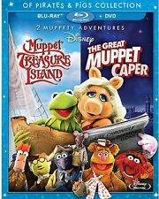 Of Pirates & Pigs Collection: Muppet T (2013, Blu-ray NEUF) BLU-RAY/WS3 DISC SET
