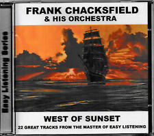Frank Chacksfield & Orchestra - West Of Sunset / CD / NEU+OVP-SEALED!