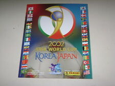 JAPAN KOREA WORLD CUP 2002 - OFFICIAL ALBUM PANINI facsimile - 100% Complete