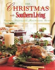 CHRISTMAS with SOUTHERN LIVING 2008 HB Book Entertaining, Decorations, Recipes