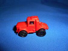 SEMI-TRAILER Truck 18 WHEELER w/FLYWHEEL Friction MOTOR Plastic Kinder Surprise