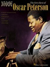 The Very Best of Oscar Peterson Sheet Music Piano Artist Transcription 000672534