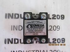 OMEGA SOLID STATE RELAY SSR240DC25 NEW