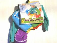Childs Rainbow Octopus (12-18 months) Halloween Costume Decoration Dress Up