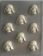 DARK LORD TRUFFLE CHOCOLATE CANDY MOLDS PARTY FAVOR FAVORS STAR WARS