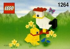 LEGO CLASSIC EASTER CHICKS 1264 Set Creator holiday spring chickens animals