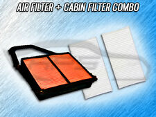 AIR FILTER CABIN FILTER COMBO FOR 2001 2002 2003 2004 2005 HONDA CIVIC 1.7L