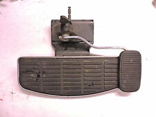 03 Suzuki VL 1500 VL1500 Intruder front right foot peg floor board brake pedal