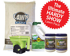 "The Ultimate ""HARDY SHOW LAWN"" Lawn Seed Pack"