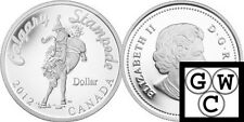 2012 Special Edition Calgary Stampede Prf Silver $ Coin 9999 Fine *No Tax(13017)
