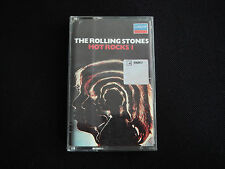 Vintage Cassette Tape THE ROLLING STONES HOT ROCKS I Used   Nr 5987