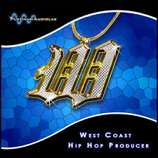 Hip Hop Snoop Sample Drum Hit Sub Sound Wav Beat LOGIC EXS24 FRUITY MAKER REASON