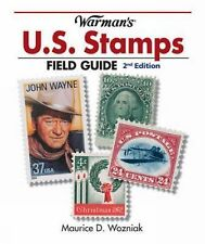 U. S. Stamps - Warman's Field Guide : Values and Identification by Maurice...