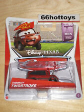 Disney Pixar Cars Timothy Twostroke 2014 New