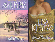 Complete Set Series - Lot of 6 Wallflowers books by Lisa Kleypas (Historical)