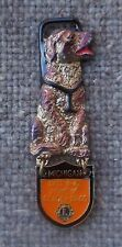 LIONS CLUB PIN -  MICHIGAN DISTRICT 11-A-2 - HOME OF LEADER DOGS w/ DOG