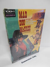 MAD DOG MCCREE AND THE PEACEKEEPER REVOLVER - CD-i - NEW SEALED - RARE